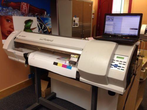 Roland Sp 300 Printers Wide Format Ebay