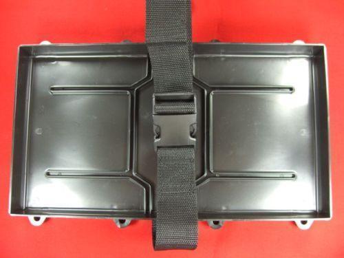 Optima Battery Red Top >> Marine Battery Tray | eBay