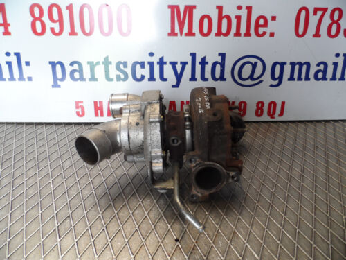 LEXUS IS 220D 6 SPEED MANUAL 2008 TURBO CHARGER  17201-26010