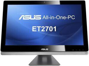 ASUS ET2701INTI All-in-One PC - Core i7-3770S - 8g - 2tb - w7