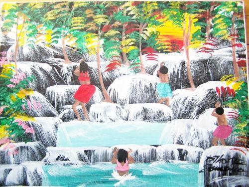 Jamaican Painting Ebay