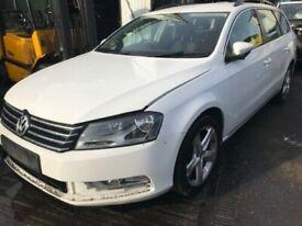 BREAKING VW PASSAT 2013 1.6 DIESEL MANUAL