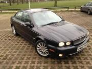 Jaguar x Type 2.1