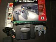 N64 Boxed