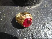 Mens Solid Used Gold Rings