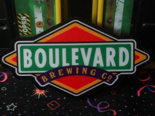 Boulevard Beer Sign Ebay