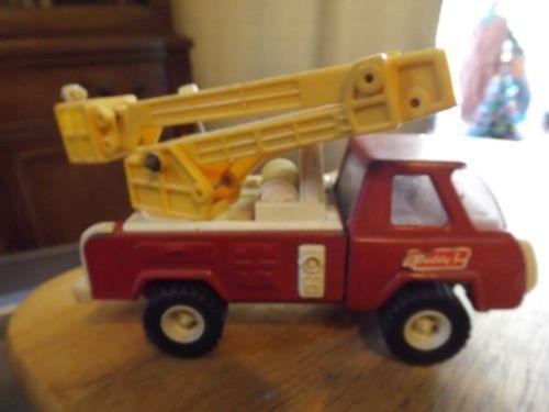Metal Toy Tractors >> Old Toy Fire Trucks   eBay
