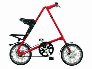 StridaVelo strida rouge