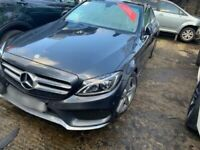 MERCEDES BENZ C CLASS W205 AMG LINE BREAKING FOR SPARES AND REPAIRS