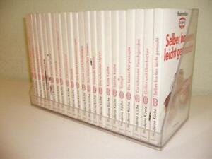 22 Bände Dr. OETKER - Moderne Küche / 1992 - mit Kunststoffbehälter - Gerasdorf bei Wien, Österreich - 22 Bände Dr. OETKER - Moderne Küche / 1992 - mit Kunststoffbehälter - Gerasdorf bei Wien, Österreich