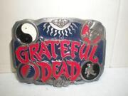 Grateful Dead Buckle