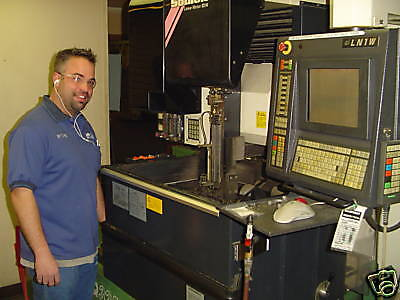 5 Axis WIRE EDM MACHINE WORK at our Jackson, Mi Plant