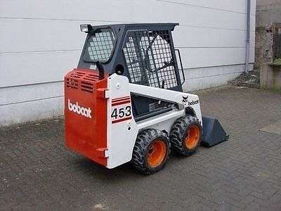 Bobcat 450 & 453 Skid Steer Workshop Manual