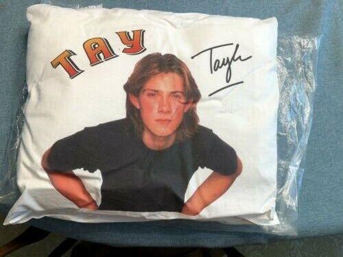 RARE Taylor Hanson Pillow 1990s