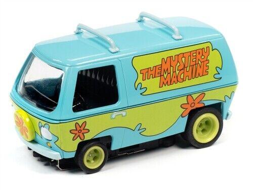 Auto World 4Gear Mystery Machine - Scooby Doo HO Slot Cars SC358-2