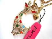 Betsey Johnson Reindeer