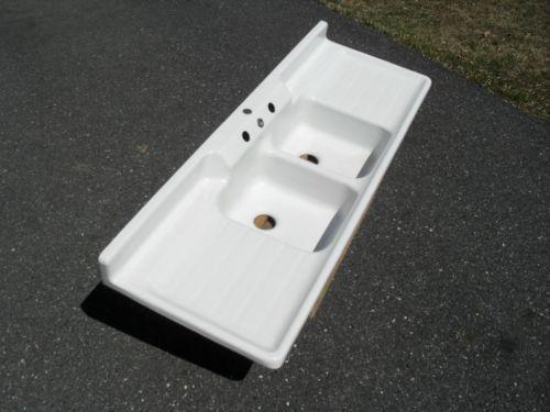 Used Cast Iron Sink eBay