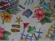 Silk Screen Fabric