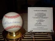 Ted Williams Autograph