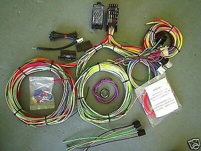ez wiring mini 21 circuit street rod wiring harness ez wiring mini 21 circuit street rod wiring harness