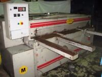 MORGAN RUSHWORTH MODEL SC4 x 2000 GUILLOTINE