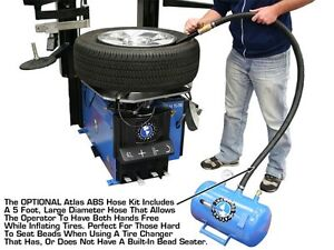 ATLAS Tire Bead Seater Air Blaster Inflator 5 Gallon - CLENTEC London Ontario image 4
