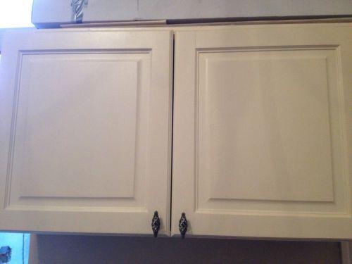 painted kitchen units ebay
