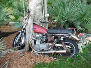 free pickup, removal of unwanted motorcycles, parts, atv's