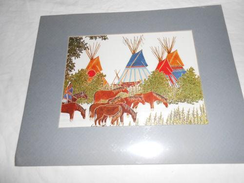Framed Horse Print Ebay