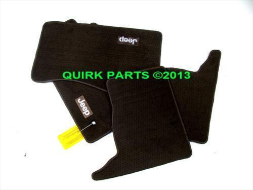 Jeep Commander Floor Mats Ebay