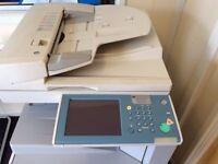 IRC2380i Canon Printer/copier/scanner (2 x black toners included)