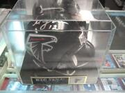 Falcons Signed Helmet