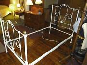 Twin Brass Bed