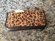 Fossil Leather Wallet New