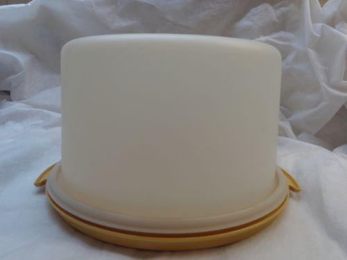 Tupperware Cake Container Ebay