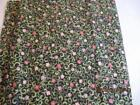 Calico Floral Fabric Draping