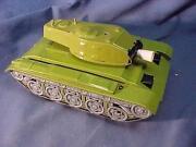 Tin Army Tank