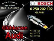 Glühkerzen Audi A6