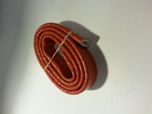 Heat Resistant Hose >> Wire Heat Shield   eBay