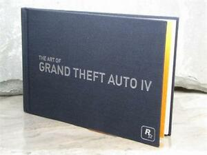 The Art Of Grand Theft Auto 4