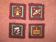 Senior Scout Badges