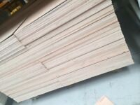 EXTERIOR HARDWOOD PLYBOARDS 18MM X 8FT X 4FT !