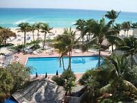 Condo au bord de mer Golden Strand Resort BEACHFRONT OCEANVIEW