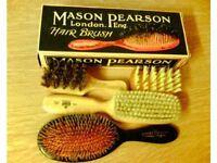 MASON PEARSON HAIR BRUSH SET 4pc