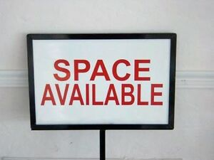 Storage space available NOW