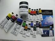 Acrylic Paint Lot