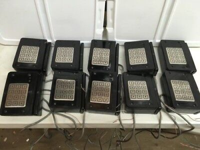 Huge Lot Hid Keypads With Card Readers Pinpad Wiegand Reader 3103550