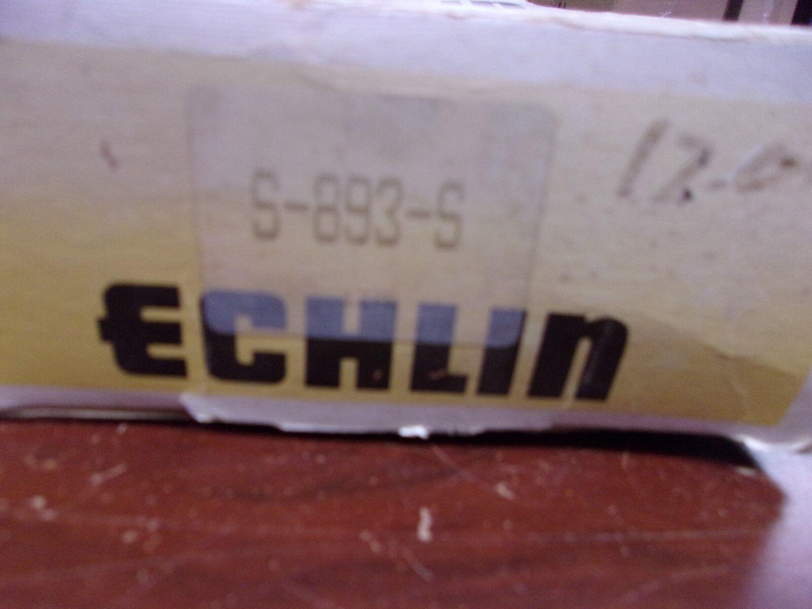 High Performance Spark Plug Wire Set Echlin S-893-S