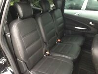 LEATHER SEAT COVERS VOLKSWAGEN TOURAN VAUXHALL ZAFIRA FORD GALAXY