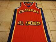McDonalds All American Jersey